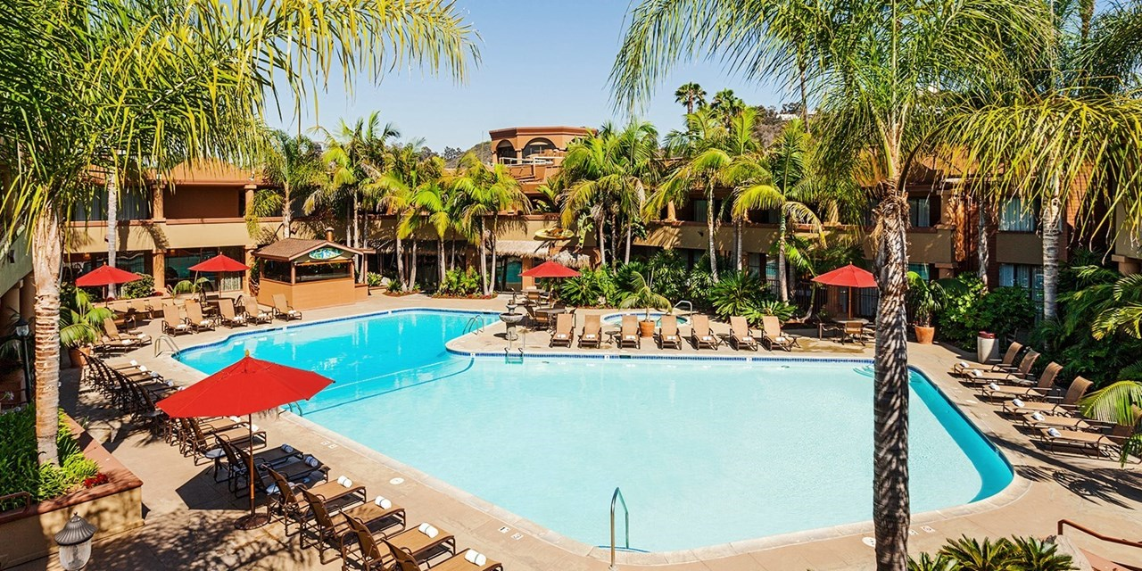 Hotels and More in San Diego