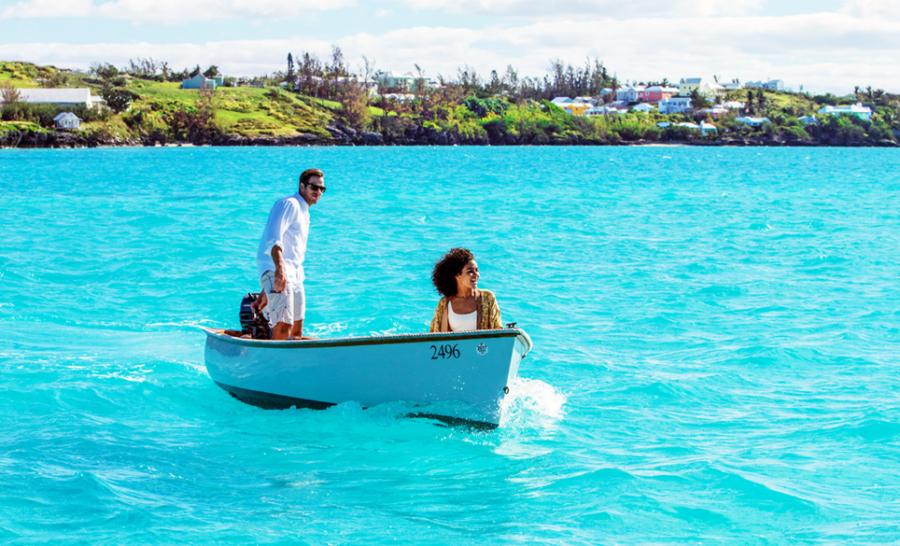 examining bermuda tourism planning