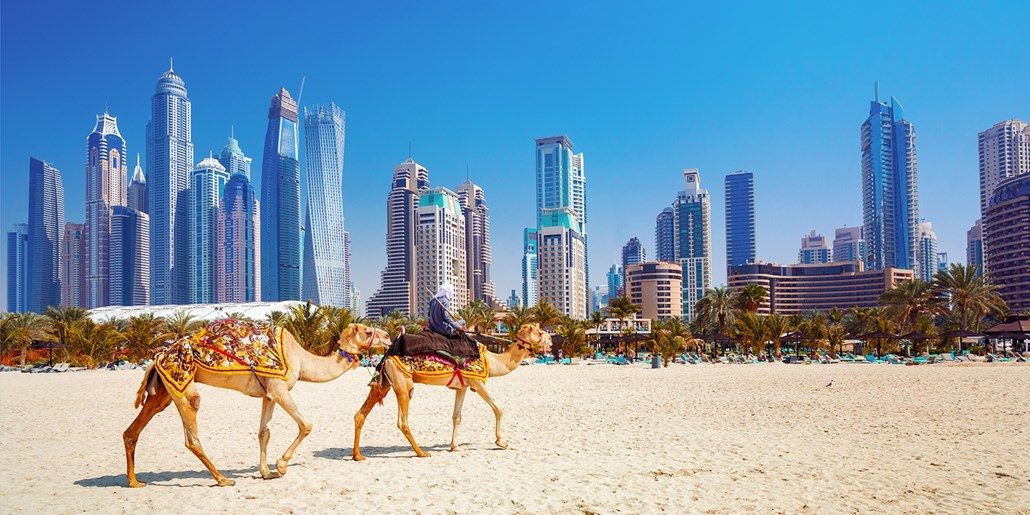 Middle east vacation package deal december 2017 best for Best vacation deals in december